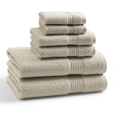 Loft 6 Piece Towel Set