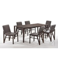 Cafe 7 Piece Dining Set