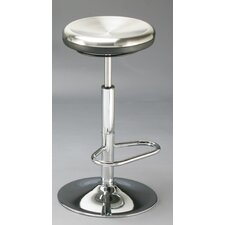 Counterstool 55 Adjustable Counter Stool in Chrome