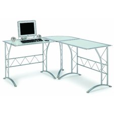 Computer Workstation Writing Desk