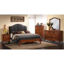 Auckland Panel 5 Piece Bedroom set