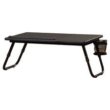 Lap Tray with Adjustable Legs and Work Angle