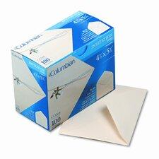 Invitation Envelope, Gummed, Contemporary, #5 1/2, Ivory, 100/box