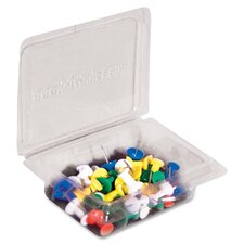 Push Pin Caddy (Pack of 40) (Set of 3)