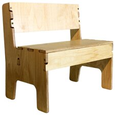 Wooden Kid's Bench