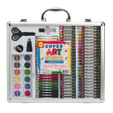 Super 140 Piece Art Studio