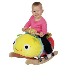 Whimsy Bug Rocker