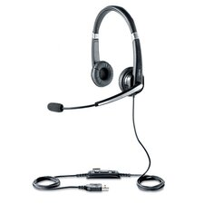 Uc Voice 550 Binaural Over The Head Corded Headset