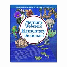 Elementary Dictionary, 624 Pages
