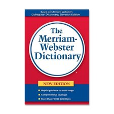 Paperback Dictionary, 75000 Definitions, 720 Pages