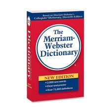 Paperback Dictionary, 960 Pages