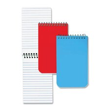 Wire bound Memo Book, 60 Sheets (Set of 6)