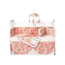 Paisley Crib Bumper