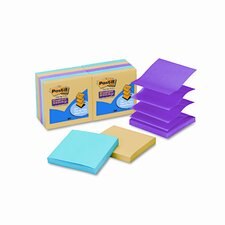 Pop-Up Notes Super Sticky Pop-Up Notes Pad, 3 x 3 (Set of 10)