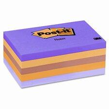 Original Note Pad, 5 100-Sheet Pads/Pack