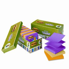 Pop-Up Ultra Refill Note Pad, 18 Pack
