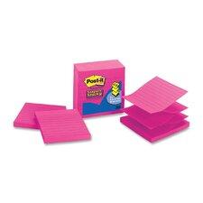 Pop-Up Super Sticky Refill Note Pad (Set of 5)