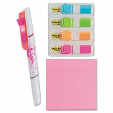 Flags and Super Sticky Notes Combo (Set of 2)