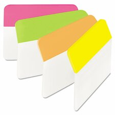 Angled Hanging File Tab (Pack of 24) (Set of 2)