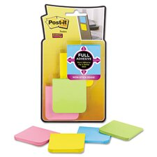 Super Sticky Full Adhesive Note Pad (Set of 16)