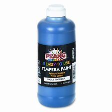 Ready-To-Use Tempera Paint, 16 oz (Set of 2)