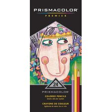 Premier Colored Pencil (Set of 24)
