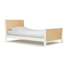 Sparrow Twin Bed in White