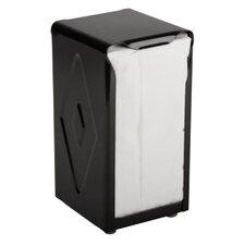 Tabletop Napkin Dispenser in Black