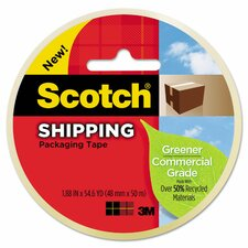 "1.88"" x 49.2 Yards Greener Commercial Grade Packaging Tape"