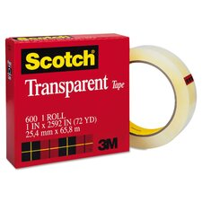 72 Yards Transparent Tape