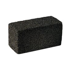 Grill Cleaner, Grill Brick in Black (Set of 12)