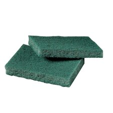 General Purpose Scrub Pad in Green (40 Count)