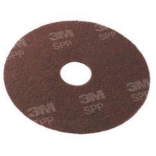 "13"" Surface Prep Pad in Brown"