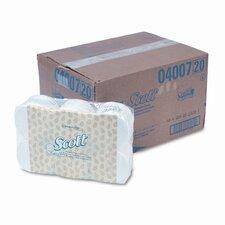 Coreless Standard 2-Ply Toilet Paper - 1000 Sheets per Roll / 36 Rolls
