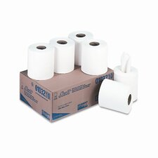 SCOTT Roll Control Center Pull 1-Ply Paper Towel - 700 Sheets per Roll / 6 Rolls