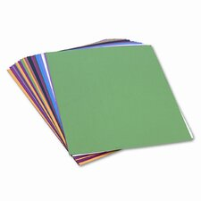 Construction Paper, 58 Lbs., 18 X 24, 50 Sheets