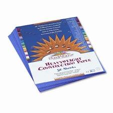 Sunworks Construction Paper, 58 Lbs., 50 Sheets/Pack (Set of 4)