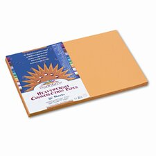 Construction Paper, 50 Sheets (Set of 2)