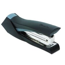 Comfort Grip Full Strip Stapler, 15 Sheet Capacity, Black