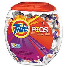 Detergent Pods (72 Pack)