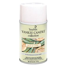 Yankee Candle Sage and Citrus Air Freshener Refill - 6.6 Oz / 12 per Case