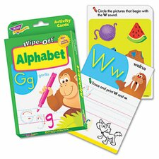 Wipe-Off, Addition Facts Flash Cards