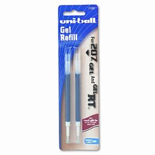 Medium Refill for Signo Gel 207, 2/Pack (Set of 3)