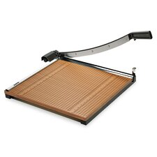 Wood Base Guillotine Trimmer