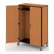 Student 2 Door Storage Cabinet