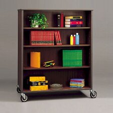 "Double Sided 60"" Standard Bookcase"