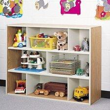 Koala-Tee Eight Cubby Storage Shelves