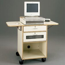 Mobile Cashier AV Cart