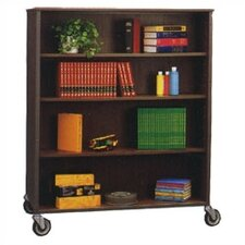 "Library 72"" Standard Bookcase"