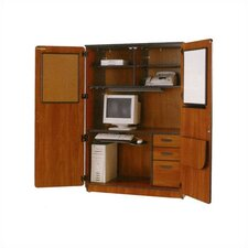 Illusions Armoire Desk